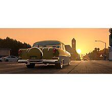 Chromeo's sunset...on Sunset Photographic Print