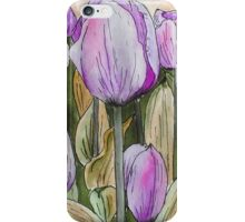 Tulips II iPhone Case/Skin