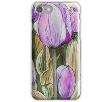 Tulips II iPhone Case/Skin
