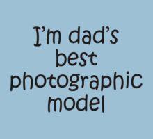 Kids Tee - dad's best model Kids Tee