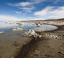 Mono Lake by Lawrence Yeung