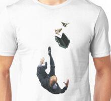 the salesman Unisex T-Shirt