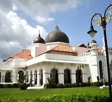 Kapitan Keling Mosque (1) by j0sh