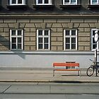 Wiener Straßen - Vienna Streets by Richard Plumridge