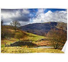 Cumbrian Landscape Poster