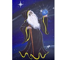 The Wizard.......... Photographic Print