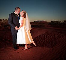 Uluru wedding by idphotography