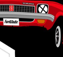 Fortitude's Holden Torana A9X SS Drag Sticker