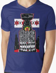 Chelsea Chelsea Mens V-Neck T-Shirt