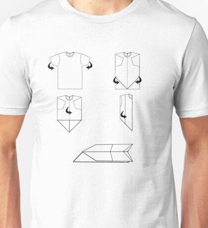 plane-t-shirt Unisex T-Shirt