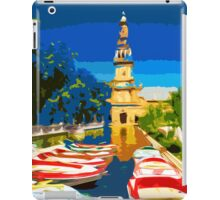 Plaza Row iPad Case/Skin