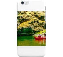 Snake River Rafting iPhone Case/Skin
