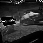 Aston Martin V8 Vantage by Richard Owen