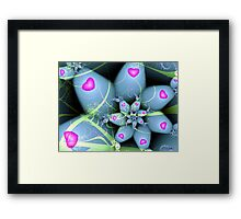 Your Cheating Heart Framed Print