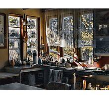 bush house kitchen Photographic Print