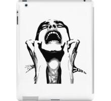 Rape! A Wife's Silent Scream iPad Case/Skin