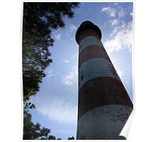 Assateague Lighthouse Poster