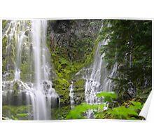 Lower Proxy Falls Poster