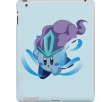Kirby Suicune iPad Case/Skin