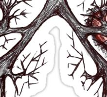 Tree of life. Sticker