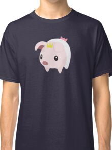 Monster Hunter Poogie Piggie Diaper Nappie print Classic T-Shirt