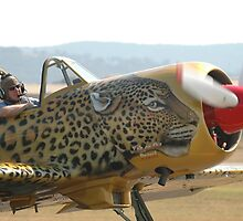 """Yak On The Prowl"" Nose Art,Australia 2008 by muz2142"