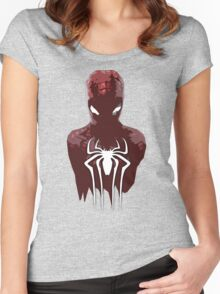 Spidey #2 Women's Fitted Scoop T-Shirt