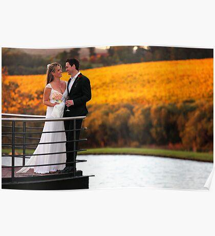 Cape Wedding Poster