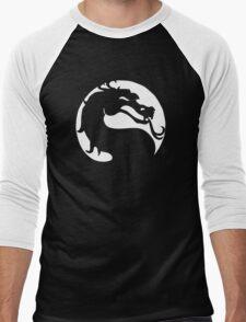 The Mortal Kombat  Men's Baseball ¾ T-Shirt