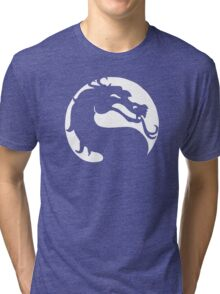 The Mortal Kombat  Tri-blend T-Shirt