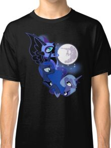 3 Luna Moon Classic T-Shirt