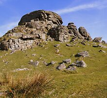 Dartmoor: Kes Tor by Rob Parsons