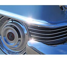 1954 Cadillac Series 62 Coupe DeVille - Chrome Vol 1 Photographic Print