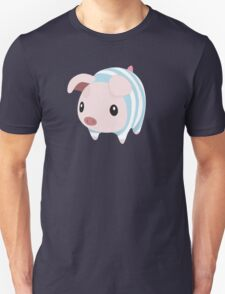 Poogie Piggie Monster Hunter Print Pj Pajama T-Shirt