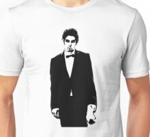 He Died With A Falafel In His Hand - Danny Unisex T-Shirt