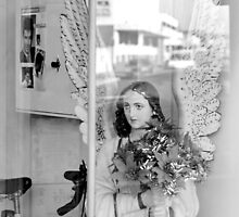 The shopfront  Angel by James  Kerr