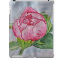 Peony Bud iPad Case/Skin