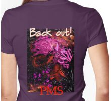 PMS Womens Fitted T-Shirt