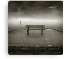 .bench II. Canvas Print
