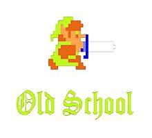Link old school by basone14
