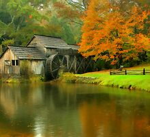 Mabry's  Mill by Darren Fisher