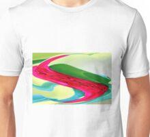Vibrant Pattern Unisex T-Shirt