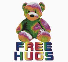 Free Hugs by DeviniTees