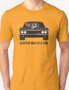 Cinema Obscura Series - The Fast & the Furious - Quarter Mile T-Shirt