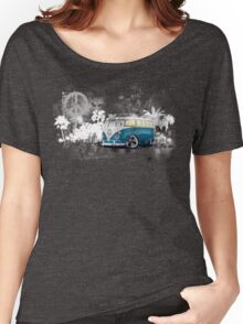 Splitty Grunge (W) Women's Relaxed Fit T-Shirt