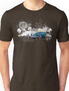 Splitty Grunge (W) Unisex T-Shirt