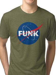 Space Funk Tri-blend T-Shirt