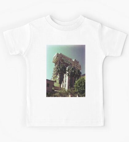Hollywood Tower Hotel Kids Tee
