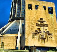 Liverpool Metropolitan Cathedral by Paul Reay