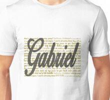 Gabriel quotes Unisex T-Shirt